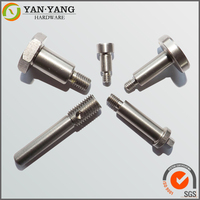Custom stainless steel part cnc marchining tractor motorcycle accessories