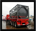 20 FT tank container transporter