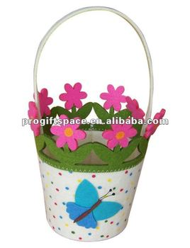 Home Decoration - Fabric Buckets