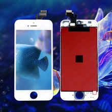 Original cheap mobilephone lcd screen for iphone SE with touch 10% OFF