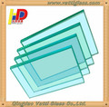 Qingdao Supply high visible distortion 15mm ultra clear float glass with CE certification wholesale