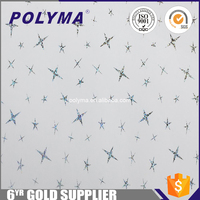 Made In China Factory Price Big Stars (Laser) Reflective Mylar Polyester Film