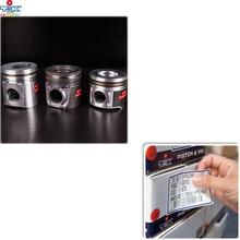 Economic and Efficient 4y engine piston,motorcycle forged piston sets