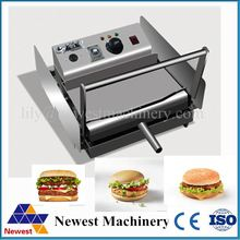 Automatic meat bread machine/automatc burger bun packing machine