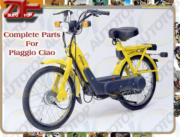 Whole Piaggio Ciao Spare Parts With High Quality For sale