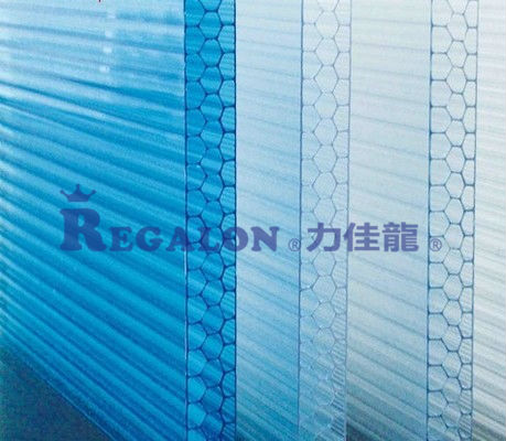Polycarbonate Swimming Pool Roof Sheet