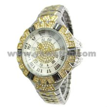 Brass watch 2012 hot selling women watch faces for beading
