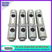 carbon steel mass production cnc machining parts