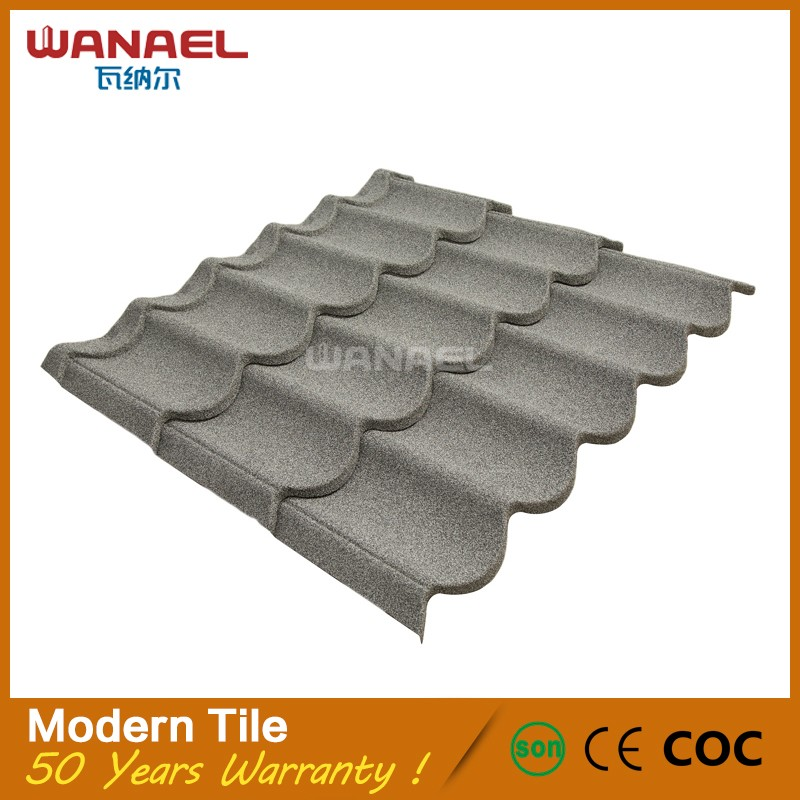 Wanael color roof with price high strength sheet round house roof cover materials