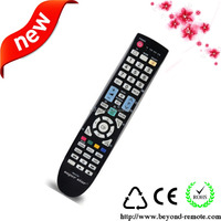 8 in 1 universal code remote control with high quality accepted rohs
