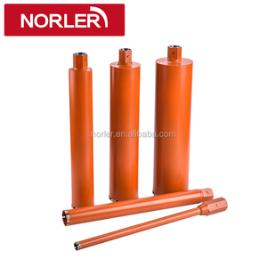 Long Life Fast Drilling Wet Coring Concrete Segment Diamond Core Drill Bit For Stone/Brick Wall/Concrete or Reinforced Concrete