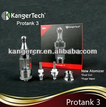 % 100 Original Huge Vapor Replacement Newest Atomizer kanger protank 3 e cig