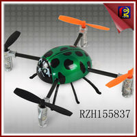 rc helicopter Four shaft beetle RC UFO With gyro With light RZH155837