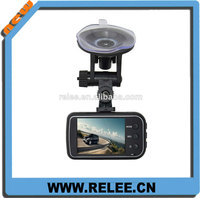 "RLDV-961 rear 2.7"" LCD H.264 Full HD car cam camera GPS navigation"