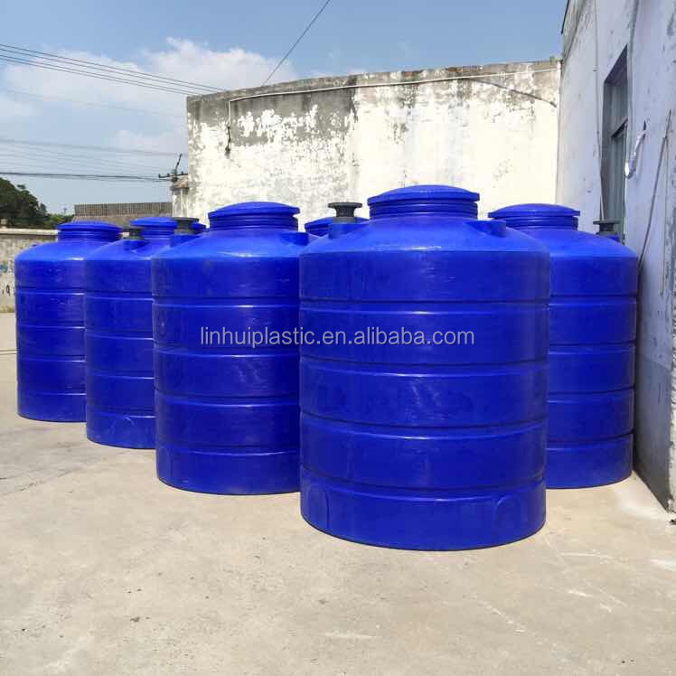 Hot food grade water tank plastic water storage tank for Plastic hot water tank