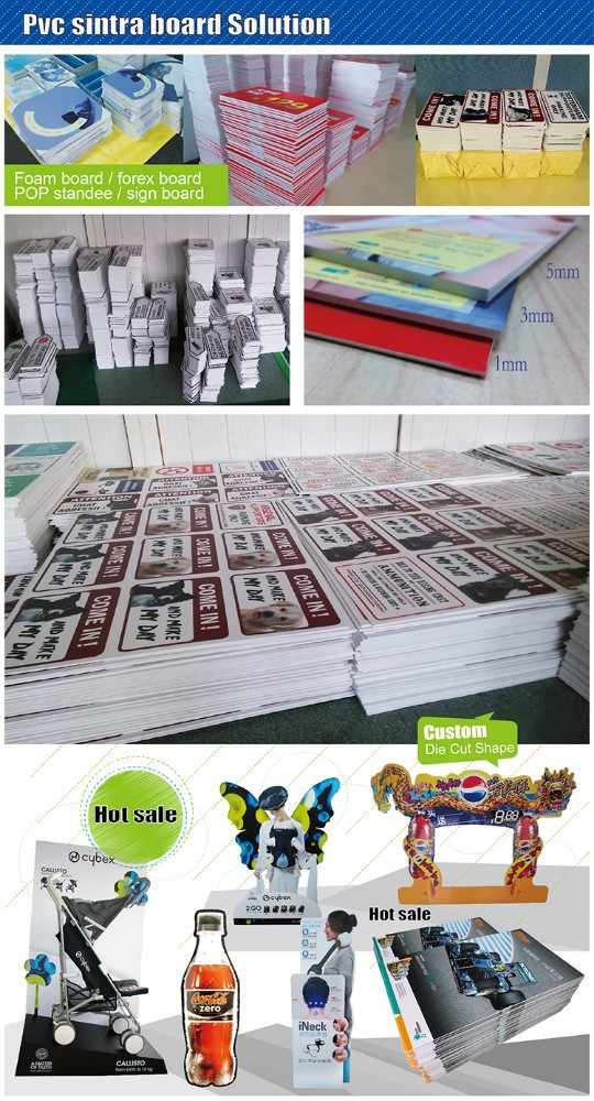 Digital Printing Print Wholesale Plastic Sheet u0026quot; - Buy Posters Board ...