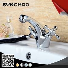 dual handle tap water faucet parts