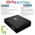 Hot selling super performance S912 dual brand wifi K3 PRO dvb s2 dvb t2