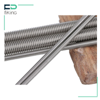 Promotional stainless steel threaded rod 12mm