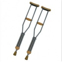 Standard Stainless steel under arm crutches