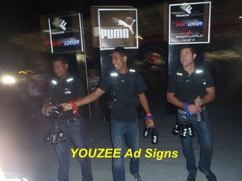 YOUZEE Event Billboards