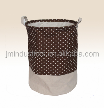 net collapsible bamboo laundry basket
