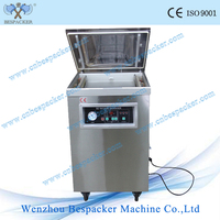 vacuum wrapping machine of fresh and processed meat