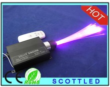 color changing Fiber Optic light ;one end light ;AC240V 16W LED Fiber Engine