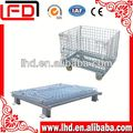 cheap price Steel Cage for PET Preforms storage