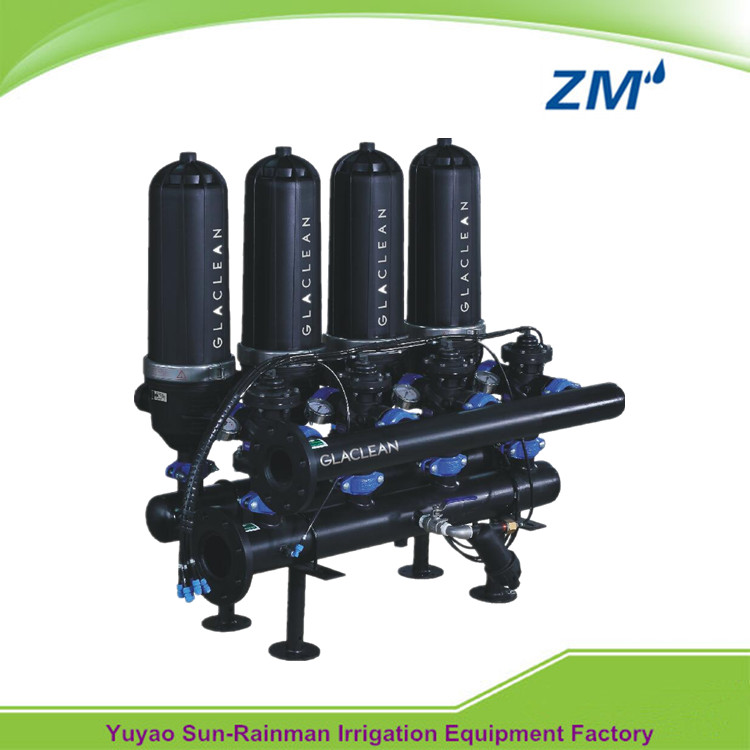 Automatic Irrigation <strong>Water</strong> Filter <strong>System</strong>