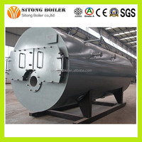 Top Ten Boiler Industrial Oil And Gas Fired Steam Generator for Sale