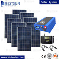 BFS-2kw solar power system complete set/ off grid 2000 watt home solar systems