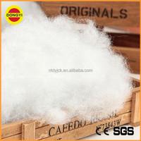 Hollow conjugated polyester staple fiber plush toy filling pp cotton staple fiber