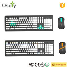 2018 Latest laser key caps keyboard slim compact keyboard unique computer keyboards