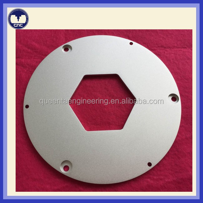 aluminum motorcycle spare part