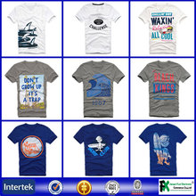Top 10 brands round neck fashionable baseball t shirt