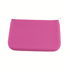 Cute large silicone cosmetic bag mobile phone carry bag