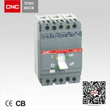 YCM2 mccb 630 amp mould circuit breaker