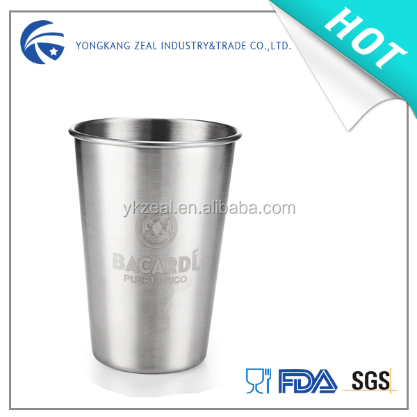zeal 500ml stainless steel cup