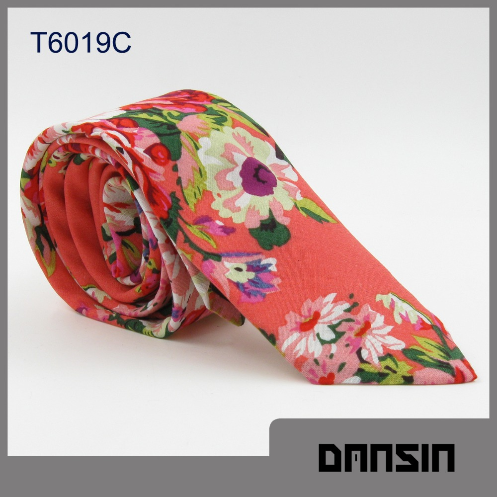 High Quality New Arrival Cotton Mens Clown Tie