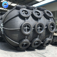 pneumatic rubber floating boat / ship / dock / port marine fender with competitive price