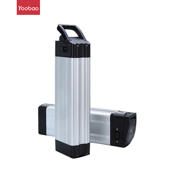 Yoobao  rechargeable light 36V 11.6ah 13.8ah 14ah power  pack centeral mounted  battery pack