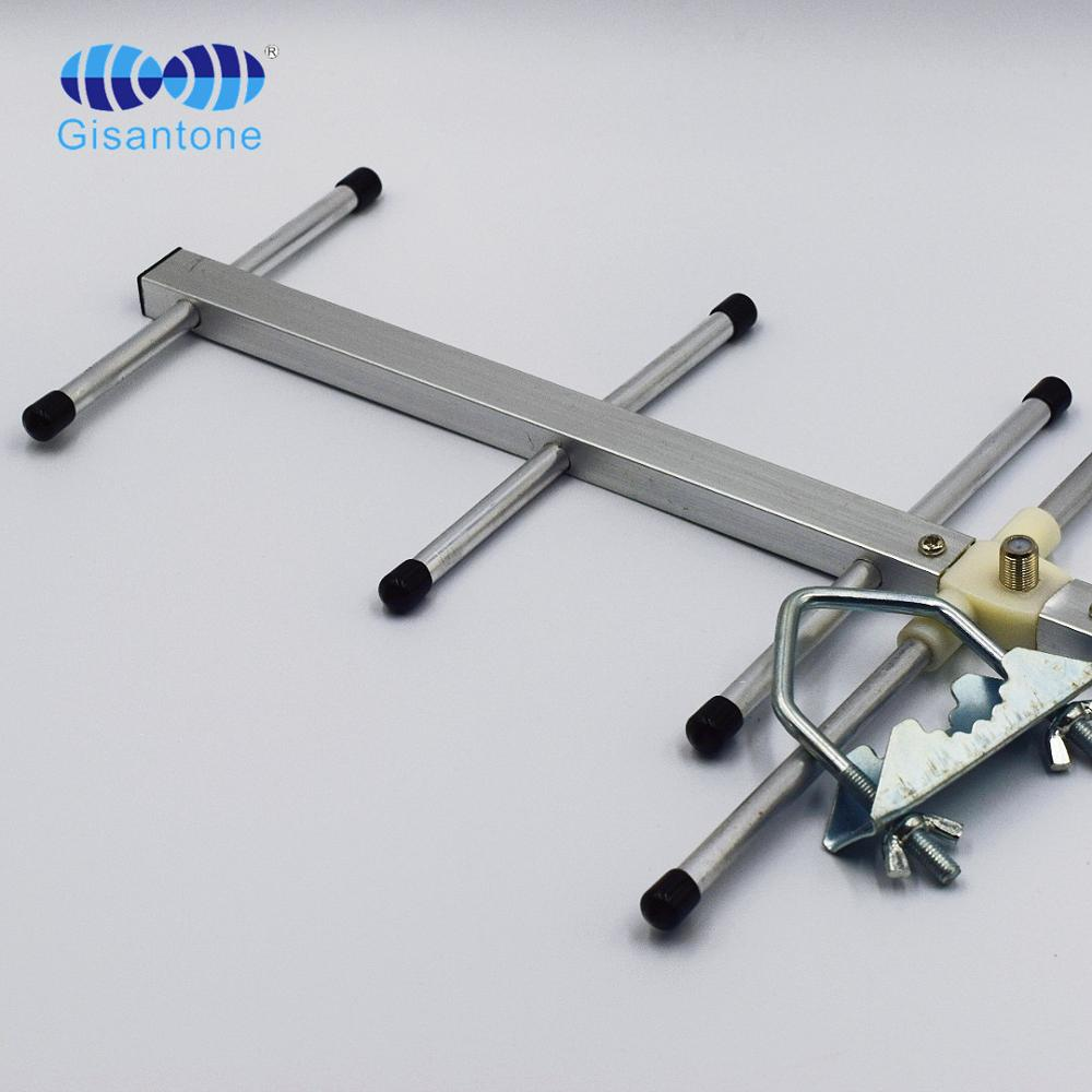 470-862MHz 7DBi outdoor yagi tv <strong>antenna</strong> with F female connector
