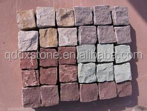chinese flamed granite G623 for paving and driving