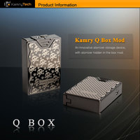 Newest Kamry Q box disposable atomizer cartridges electronic cigarettes