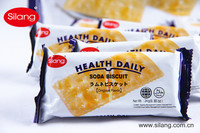 Delicious No fat original soda biscuits Cracker