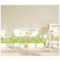 beautiful wall stickers vinyl flower wall decals