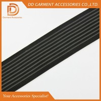 Customize High Quality Non-slip Elastic Webbing