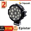 7 Inch Driving Lamp Led 51W
