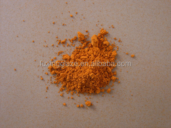 Hot Selling 2015 Ceramic Color\/Orange Inclusion Pigment\/Glaze Colors